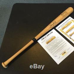 1977 Reggie Jackson New York Yankees Playoffs Signed Game Used Bat PSA DNA COA