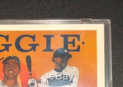 1990 Upper Deck Baseball Heroes Reggie Jackson Signed AUTO 1210/2500 Card #9