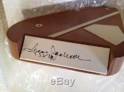 1994 Salvino Upper Deck UDA Reggie Jackson AUTO SIGNED Autograph Figurine Statue