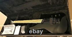 2007 Jackson Custom Shop PC Archtop Phil Collen signed Limited Edition guitar
