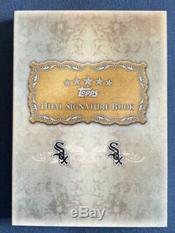2013 Topps Five Star Bo Jackson Frank Thomas Dual Signed Signature Book Auto 10
