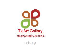 Andy Warhol Beautiful 1984 Signed Michael Jackson Print Matted 11x14 + List $595