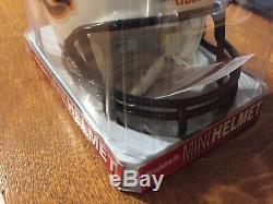 BO JACKSON Autographed Auburn Tigers Mini Helmet JSA Certified