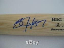 BO JACKSON signed/autographed Rawlings BIG STICK MLB Baseball Bat ROYALS PSA