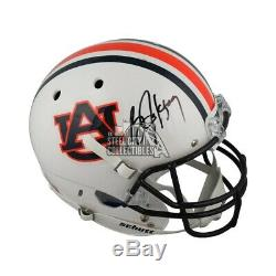 Bo Jackson Autographed Auburn Tigers Full-Size Football Helmet BAS COA