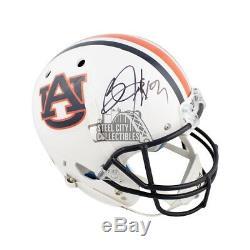 Bo Jackson Autographed Auburn Tigers Full-Size Football Helmet JSA COA