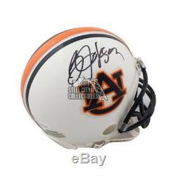 Bo Jackson Autographed Auburn Tigers Mini Football Helmet JSA COA