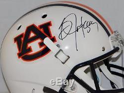 Bo Jackson Autographed Auburn Tigers Schutt Full Size Helmet- JSA Authenticated