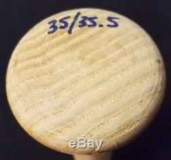 Bo Jackson Autographed Chicago White Sox Louisville Slugger Model B016 Game Bat