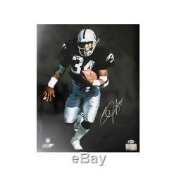 Bo Jackson Autographed Oakland Raiders 16x20 Photo BAS COA