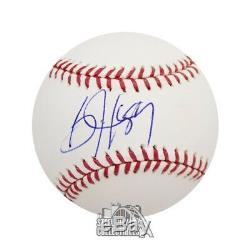 Bo Jackson Autographed Official MLB Baseball JSA COA