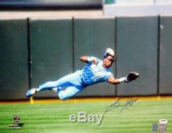 Bo Jackson Autographed Signed 16x20 Photo Kansas City Royals Psa/dna 91027