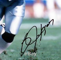 Bo Jackson Autographed Signed 16x20 Photo Oakland Raiders Beckett 147619