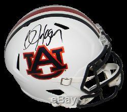 Bo Jackson Autographed Signed Auburn Tigers Full Size Speed Helmet Beckett