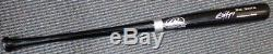 Bo Jackson Autographed Signed Black Rawlings Bat Royals Beckett Bas 147948