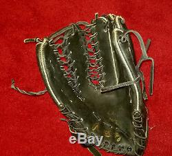 Bo Jackson Game Used Signed Autographed Rawlings Glove/ Chicago White Sox 1993