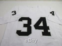 Bo Jackson / NCAA Hall of Fame / Autographed Oakland Raiders Custom Jersey / COA