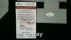 Bo Jackson Oakland Raiders autographed jersey memorabilia JSA Authentication