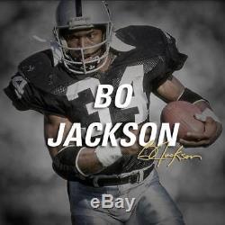 Bo Jackson Raiders TECOM BO NINTENDO Controller Framed Collage NFL Autographed