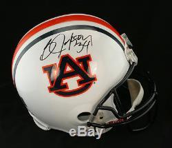 Bo Jackson SIGNED Auburn Tigers Full Size F/S Helmet #34 ITP PSA/DNA AUTOGRAPHED