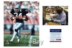 Bo Jackson SIGNED Photo 16x20 PSA/DNA Oakland Raiders Autographed