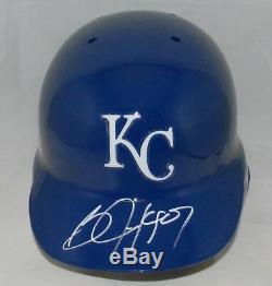 Bo Jackson Signed Autographed Kansas City Royals Baseball Batting Helmet Gtsm