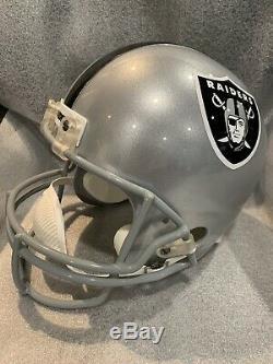 Bo Jackson Signed / Autographed Oakland Raiders Full Size Helmet Leaf Coa