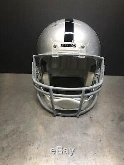 Bo Jackson Signed Autographed Raiders Full Size Replica Helmet JSA COA