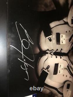 Bo Jackson autographed signed Knows BB/FB Nike 16x20 photo frame PSA/DNA /BO/DNA