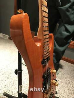 CUSTOM 2003 Solid KOA Jackson Phil Collen PC1 USA Guitar Signed Autographed