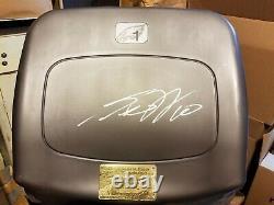 DeSean Jackson Autograph Signed Philadelphia Eagles Stadium Seat Back game used