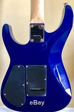 Def Leppard Signed Jackson Guitar