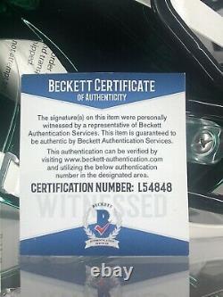 Desean Jackson Signed Speed Rep Full Size Helmet Philadelphia Eagles Beckett Coa