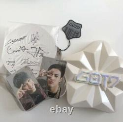 GOT7 Got It Album Signed By All Members With JB+JACKSON 2Photocard F/S
