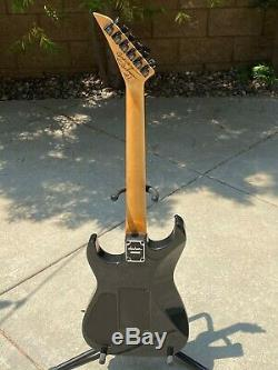 Jackson USA Limited Edition 1987 #41 out of 100 Hand-signed by Grover Jackson