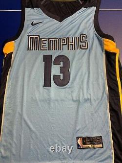 Jaren Jackson Jr Signed Jersey PSA/DNA COA Memphis Grizzlies Adult L Custom