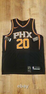 Josh Jackson Nike Aeroswift Authentic Autographed Pro Cut Jersey Phoenix Suns