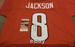Lamar Jackson Signed Autographed Louisville Cardinals Jersey Heisman JSA COA