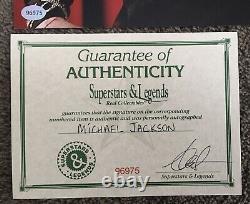 MICHAEL JACKSON Autograph Signed Photo 8x10 COAs Guaranteed To Pass PSA + OTHERS