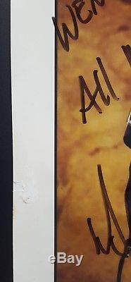 MICHAEL JACKSON signed 8.5 x 11 promotional photo (Garry King LOA) Epperson