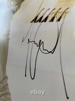 Michael Jackson 8x10 Zoll Fotografie (Matt) Hand-Signiert / Autogramm SIGNED