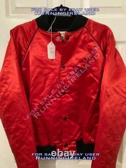 Michael Jackson And Janet Jackson Signed Jacket