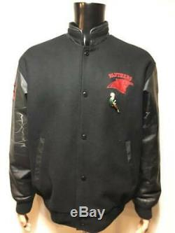 Michael Jackson HIStory Tour own Worn and Signed Panthers Football Jacket