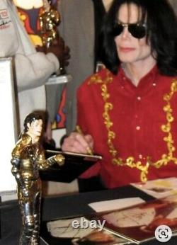 Michael Jackson Hand Signed Book-COA-Only One Signed (Read Description)