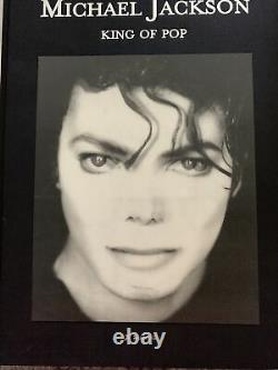 Michael Jackson Hand Signed Book-COA-Only One Signed (Read Entire Description)