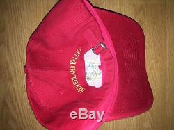 Michael Jackson Neverland Valley ranch cap No Signed