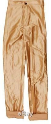Michael Jackson Own Worn Gold Pants Authentic Owned No Glove Fedora Signed
