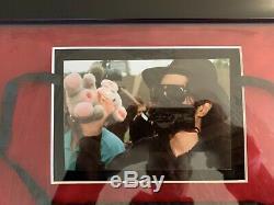 Michael Jackson Own Worn Mask no signed glove fedora