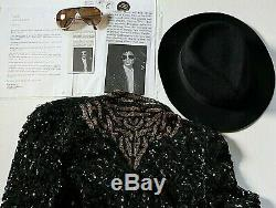 Michael Jackson Own Worn Owned Jacket From 1984 Victory Tour Not Fedora Signed