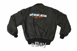 Michael Jackson Own Worn Owned Jacket From Bad Tour No Glove Fedora Signed